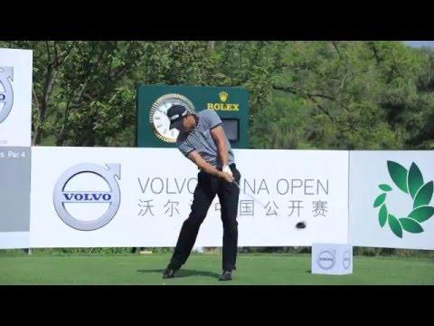 2016 Volvo China Open - Thursday Summary of Round 1