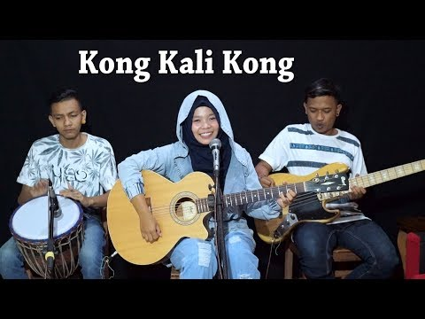 TONY Q RASTAFARA - KONG KALI KONG Cover By Ferachocolatos Ft. Gilang & Bala