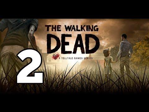 the walking dead 1x02 ita youtube