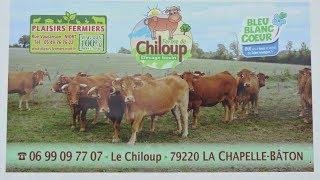 Stéphanie et Jean Louis MOREAU (Producteur de Viande bovine) - Eleveur Ambassadeur Bleu-Blanc-Cœur