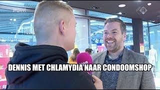 Dennis met chlamydia naar condoomshop