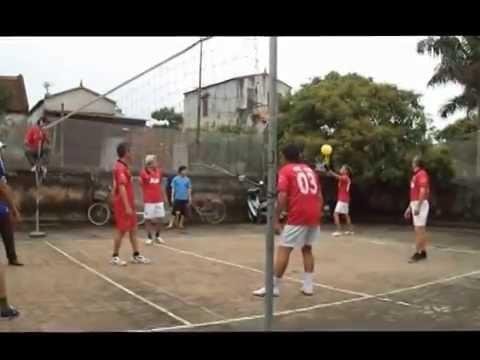 Bóng chuyền hơi Thôn Yến Đô - Phần Hà - Văn Mạc - 6