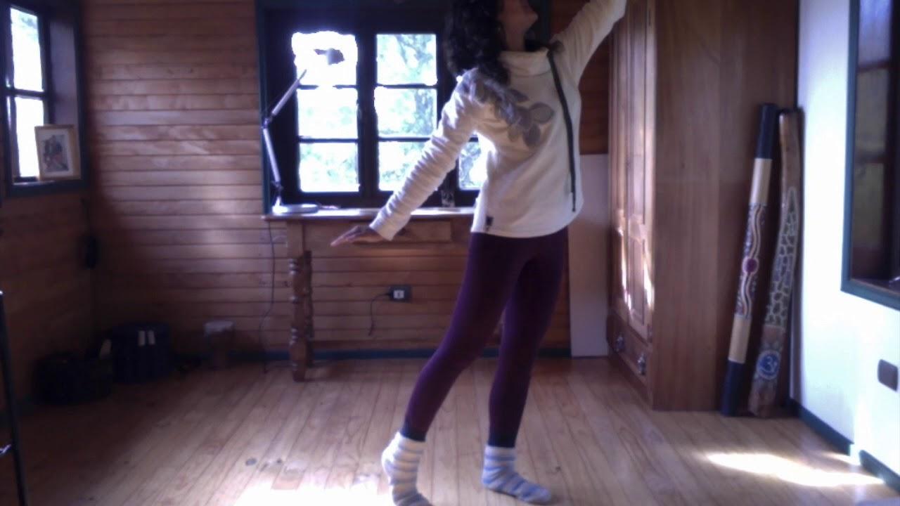 Movimiento Propio: consciencia corporal paso a paso 1