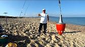mulinello surf casting TEST: YUKI AMG surf - YouTube