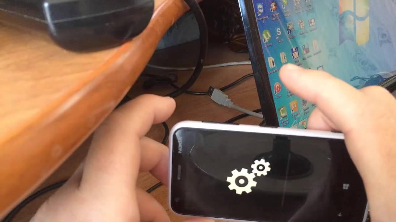 Как сделать hard reset на lumia фото 963