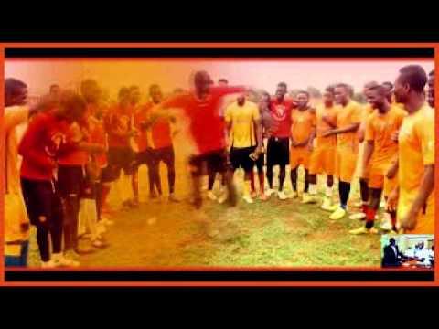 C Africa Foot Academy Togo -  dance