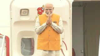 Modi arrive au Japon pour le G20 | AFP Images