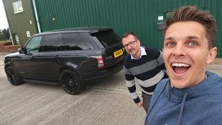 Buying A Range Rover Vogue From Tony?!