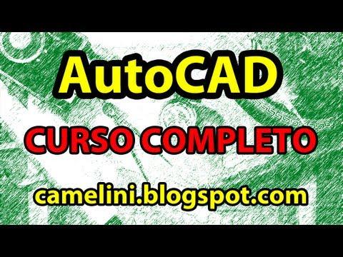 AutoCAD Básico - 028 - Criando Layers e Aplicando aos Objetos (LAYER)