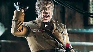 Железное небо 2: Грядущая раса Трейлер #1 (2018) Космо Нацисты Фильм HD