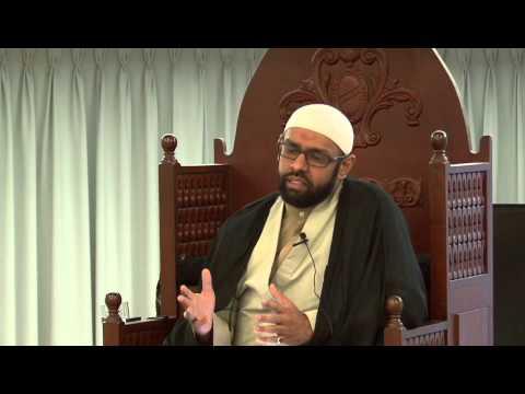 Tafsir of verses after Ayat an-Noor - 17 Jumada al-Thani 1435 - Sheikh Jaffer H. Jaffer