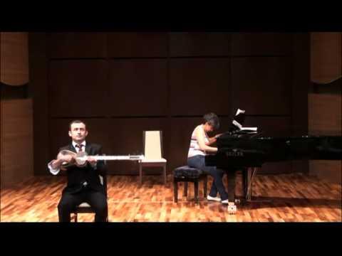 Nahid Memmedov -Tofiq Bakixanov tar ile orkestr ucun 1 sayli konsert 1-ci hisse