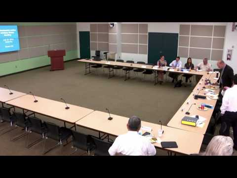 SCAQMD Environmental Justice Advisory Group - July 29, 2016