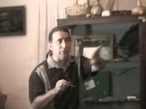 Eric Marczak Bone Whistle & Duck Bone Flute