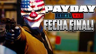 NUEVO GAMEPLAY OFICIAL Y FECHA DE SALIDA PAYDAY CRIME WAR ANDROID & iOS!