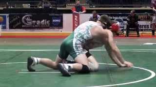 ohio junior high school state wrestling tournament 2012   164 pounds   final