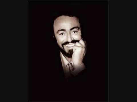 Luciano Pavarotti. Care Selve. Georg Friedrich Handel.