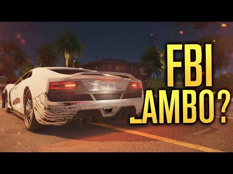 STEALING A LAMBO... FROM THE FBI!? | Watch Dogs 2 Let's Play #15