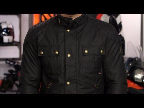 7920e5c6a8e Belstaff Brooklands Jacket Review at RevZilla.com - YouTube