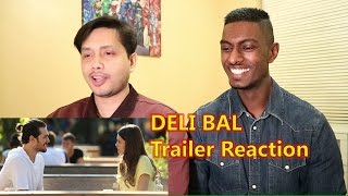 Delibal Turkish Trailer Fragman Reaction By Stageflix