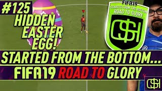HIDDEN EASTER EGG IN FIFA - DID YOU KNOW YOU COULD DO THIS? #FIFA19 RTG I FIFA 19 ROAD TO GLORY #125