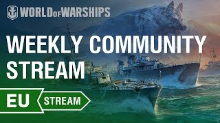 Weekly EU Community Stream with Conway & Sehales