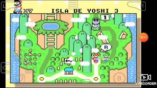 el fontanero sigue en accion!!Super Mario World cap.2