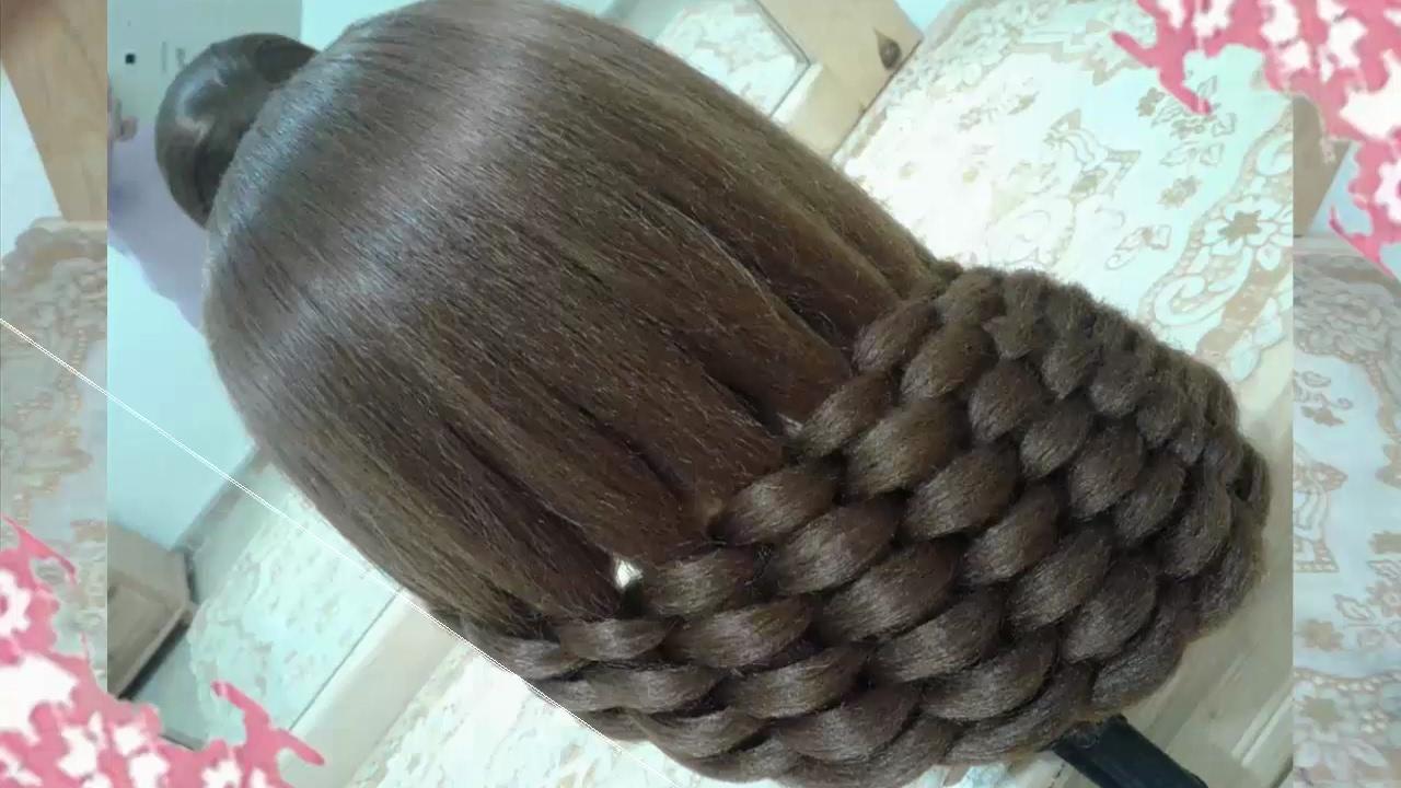 Peinados recogidos faciles para cabello largo bonitos y - Peinados bonitos para ninas ...