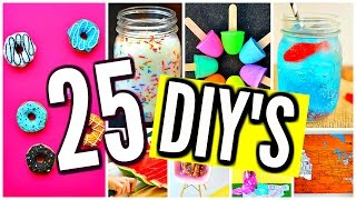 One of savannahandstuff's most viewed videos: 25 DIY PROJECTS YOU NEED TO TRY BEFORE SCHOOL STARTS