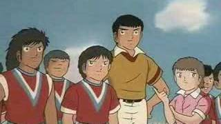 Captain Tsubasa Movie 1 part 2 sub PL