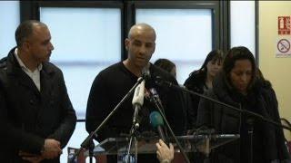 Charlie Hebdo: La famille du policier tué appelle à éviter les