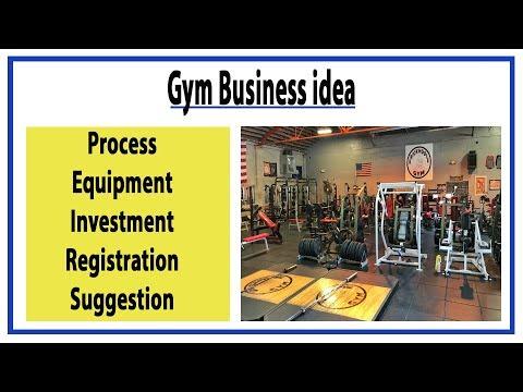 GYM and Yoga Fitness Centre! Business idea