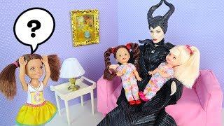 ТЫ БУДЕШЬ МОЕЙ УЧЕНИЦЕЙ ВЗАМЕН НА ОДНО ЖЕЛАНИЕ Мультик Куклы #Барби Сериал IkuklaTV Про Школу