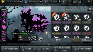 Dark Sword Latest Working Mod V1.62 With Unlimited Coins, Souls, Stamina With 6 New Skills No Root