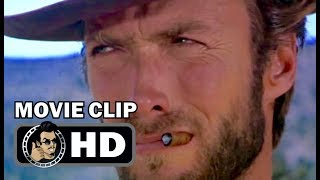 THE GOOD, THE BAD AND THE UGLY Movie Clip - Final Duel (1966) Clint Eastwood Western Movie HD