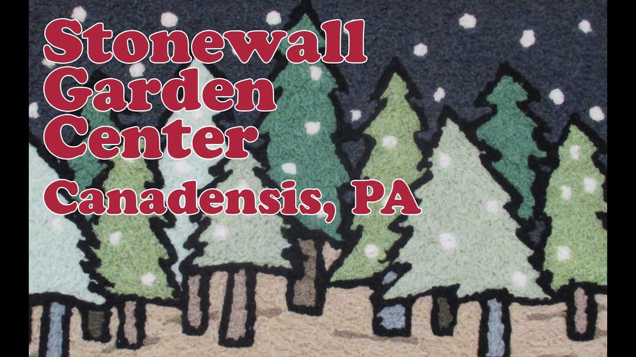 Stonewall Garden Center TREES! 2015