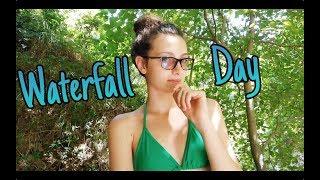 AMWF Waterfall Day 이태리 한국 커플 폭포에 가다 Le Cascate del Marmarico a Bivongi Video