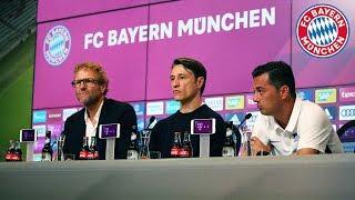 Punkteteilung, Berlin & Coutinho | Niko Kovac nach dem Bundesliga-Auftakt | FC Bayern - Hertha 2:2