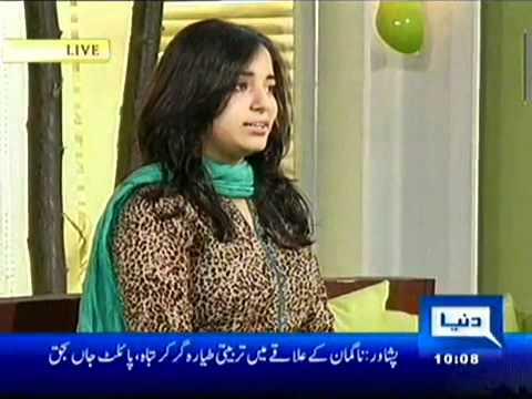 Arfa Karim Randhawa Youngest MCP sung Anokha Laadla song