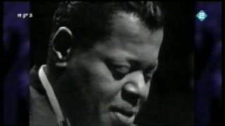 Oscar Peterson Trio - You Look Good to Me @ Amsterdam