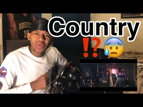 Luke Bryan - Knockin' Boots (Official Music Video) REACTION