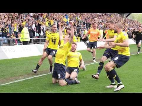 Callum O'Dowda - Oxford United - The Goal that Sealed Promotion