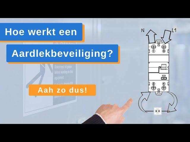 Hoe Werkt Een Aardlekbeveiliging? Aardlekschakelaars & Aardlek Automaten - GewissElektro.nl