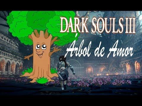 DIRECTO RESUBIDO - DARK SOULS 3 - El árbol de amor (1 hora contra el mismo Boss)