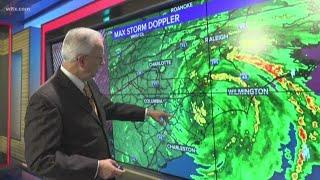 Tropical Storm Florence Enters South Carolina, to Bring Flooding Rains