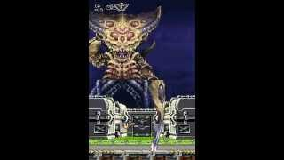 Contra 4 Boss Run - Hard - Flame & Laser