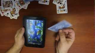 Video Card tricks with Android tablet download MP3, 3GP, MP4, WEBM, AVI, FLV Agustus 2018