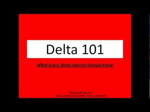 Delta 101: What Every Delta Interest Should Know