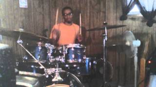 """Drum Cover : """" What Can I Do """" by Tye Tribbett"""
