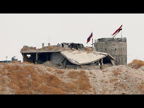 القوات الروسية تتوجه إلى شمال شرق سوريا قرب الحدود التركية…  - نشر قبل 4 ساعة